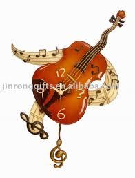 violin pendulum decorative wall clock buy decorative wall clock