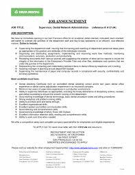 cover letter dental office manager resume dental office manager