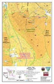 black rock desert map pahute peak of black rock high rock