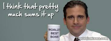 Office Boss Meme - the office isms wallpapers covers