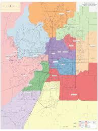 Louisiana Zip Code Map by Bend La Pine Schools Attendance Areas