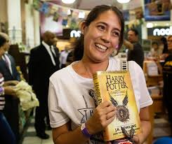 John D Barnes Harry Potter And The Cursed Child U0027 Goes On Sale As Play Opens Ny