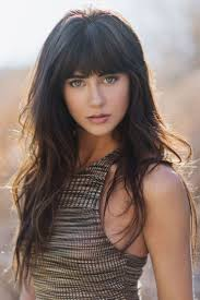 1000 ideas about bangs long hair on pinterest side bangs long