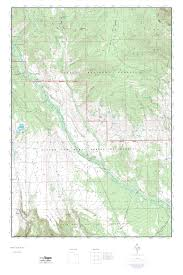 Utah Topo Maps by Mytopo Pole Creek Cave Utah Usgs Quad Topo Map