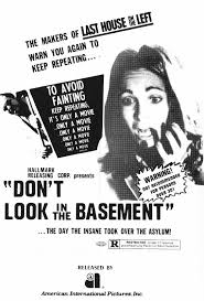 the bloody pit of horror don u0027t look in the basement 1973