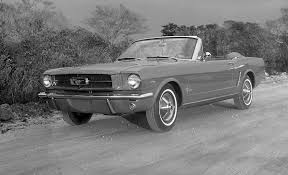 64 1 2 mustang fastback 1964 1 2 ford mustang review car and driver