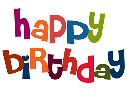 birthday borders word clip art library