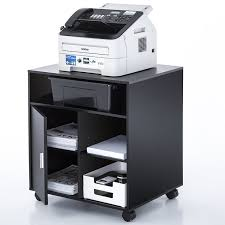Desk Top Printer Stand by Home Printer Stands Shop Amazon Com