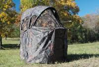 tent chair blind river calls ground blinds scentite magnum tent chair blind