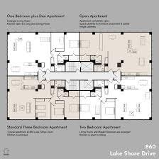 apartment floor plans for apartment buildings