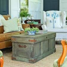 Rustic Coffee Table Trunk Photos Hgtv