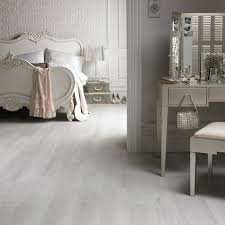 Bedrooms With Wood Floors by Grey U0026 White Bedroom With Wood Floors Houses Flooring Picture
