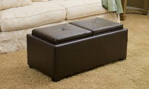 11 off on devonshire tray top ottoman groupon goods
