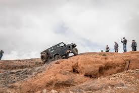 moab jeep safari 2016 moab u0027s spud potato salad hill at ejs 2016 video drivingline