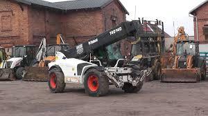 bobcat t40140 2006y km maszyny budowlane www kmrent pl milicz 48