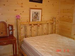 Wooden Log Beds Log Beds Twigs To Furniture