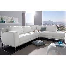 canap d angle de luxe canapé d angle blanc design revêtement synthétique qualité luxe