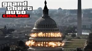 Youtube Whitehouse Gta 5 Online Heist White House Down Movie Scene Dnb Music Gta 45