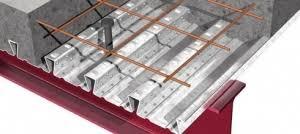 composite metal flooring cmf u2013 steel deck u0026 composite flooring