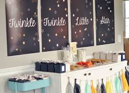twinkle twinkle baby shower theme baby shower themes for 2015 canvas factory