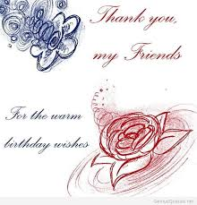 Happy Birthday Thank You Quotes Happy Birthday Picture Quotes For Friends