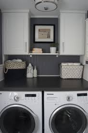 Laundry Room In Bathroom Ideas Colors Home With Baxter House Tour Week 5 Half Bath Laundry Room Reveal