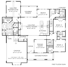 floor plans for new homes pocket office house plans best floor plans with pocket offices