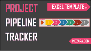 Free Excel Project Tracking Templates by Project Pipeline Tracker Free Excel Template V1 Tour Youtube