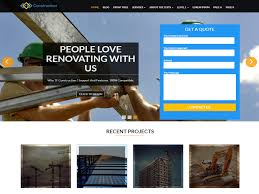 10 best real estate and construction wordpress themes free 2017