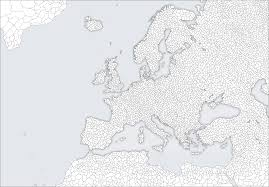 Greece Map Blank by Maps Blank Map Of Europe With Names