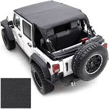 jeep wrangler top smittybilt summer top jeep wrangler 2010 2016 94635 ebay