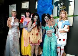 Ariel Halloween Costume Women 25 Zombie Princess Costume Ideas Zombie