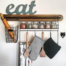 kitchen wall storage modular kitchen wall storage hang long bar mix and match spice