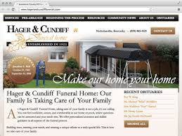 simple funeral home web design interior design for home remodeling