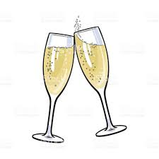 champagne glass cartoon toast clipart champagne glass pencil and in color toast clipart