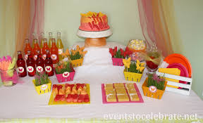 themed dessert table butterfly themed birthday party food desserts events to