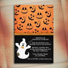 byob halloween invitation wording u2013 fun for halloween