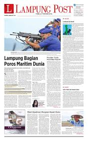 lampung post sabtu 17 januari 2015 by lampung post issuu