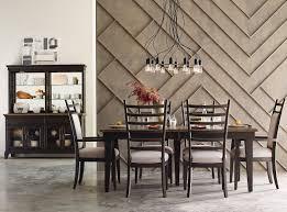 kincaid dining room set kincaid furniture dining room rankin dining table 057186
