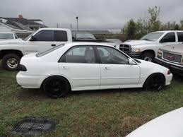 1995 honda civic dx sedan 4 door 1 5l