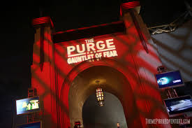 halloween horror nights purge universal studios hollywood opens strongest halloween horror