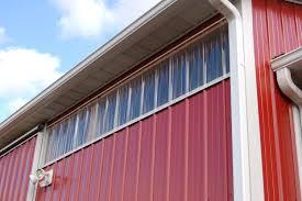 Insulation For Pole Barn Pole Barn Doors And Windows Pole Barns Direct
