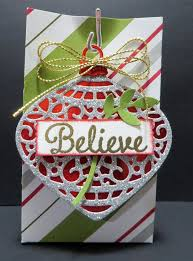 20 best cards embellished ornaments dies images on
