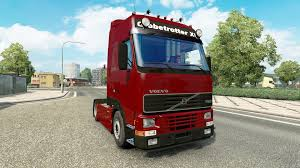 volvo hd trucks volvo fh12 420 for euro truck simulator 2