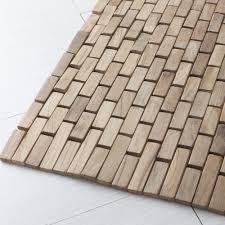 Ikea Tappeti Bagno by Tappeto Doccia Legno Ispirazione Interior Design U0026 Idee Mobili