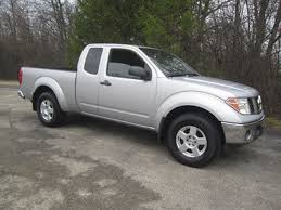 nissan frontier xe 2006 silver nissan frontier in illinois for sale used cars on