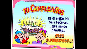 imagenes de feliz cumpleaños carito feliz cumpleaños carito youtube