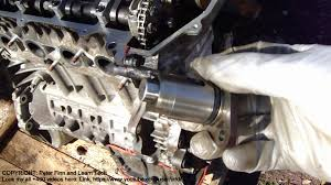 toyota part how to assemble engine vvt i toyota part 32 tensioner timing