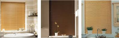 Venetian Blinds Wood Effect Product Information About Wood Effect Venetian Blinds Made To