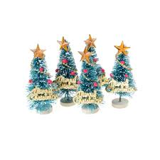online buy wholesale small decorated christmas trees from china